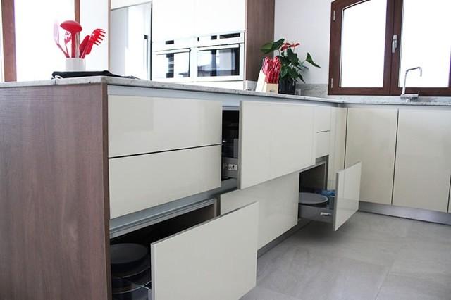Cocina color marfil moderno cocina other metro de - Lo ultimo en cocinas ...