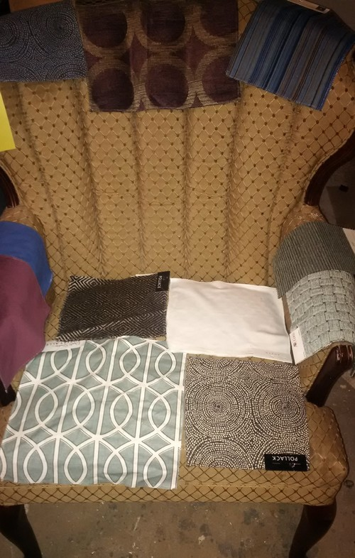 What Fabric To Reupholster Chair