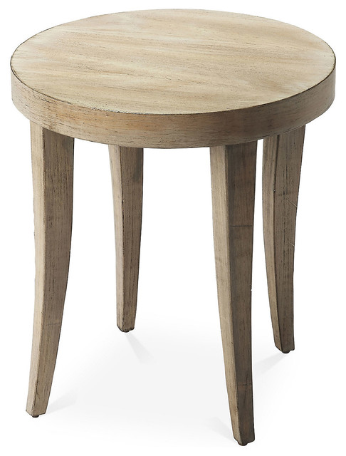 Addison Bunching Table Driftwood Contemporary Side Tables And End Tables