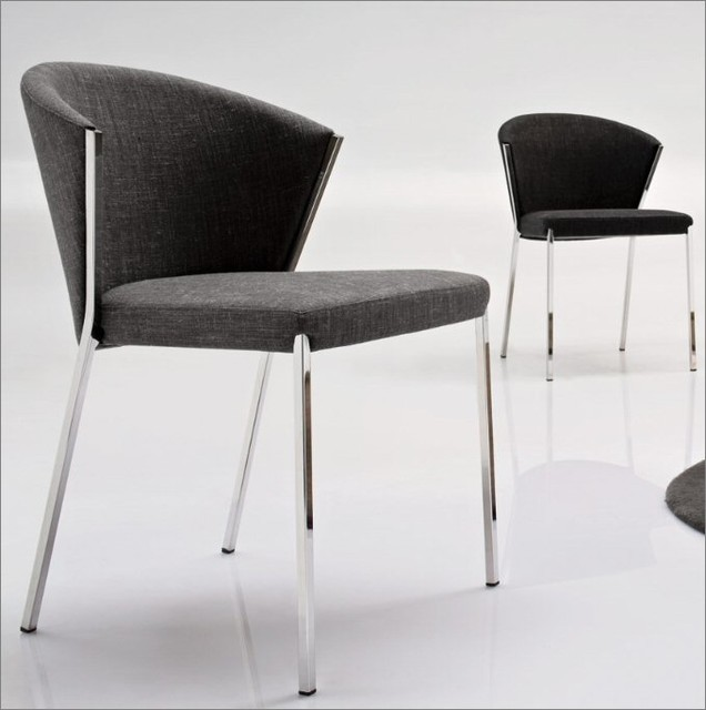 Calligaris mya dining room chair modern dining chairs for Dining designer chairs