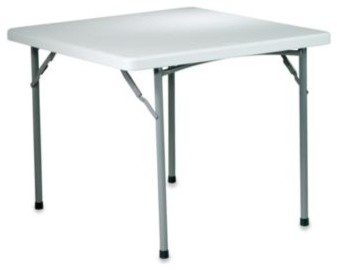 Folding 36 Inch Square Table Contemporary Side Tables And End Tables