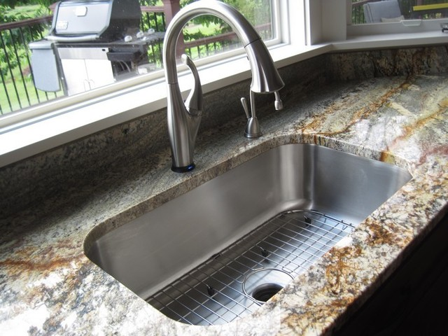 Classic Single Bowl Undermount Sink, Model: UC-SS-CL-S2 ...