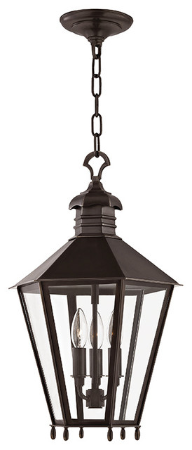 hudson valley lighting 8813 ob barstow old bronze outdoor