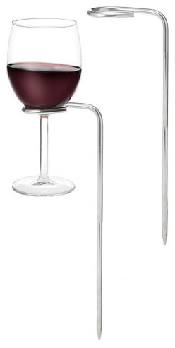 Wine Glass Holder - Eclectic - Wine And Bar Tools - by ...
