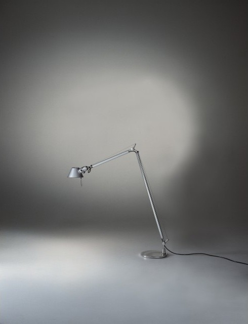 Tolomeo Reading Floor Lamp Modern Floor Lamps By Lbc