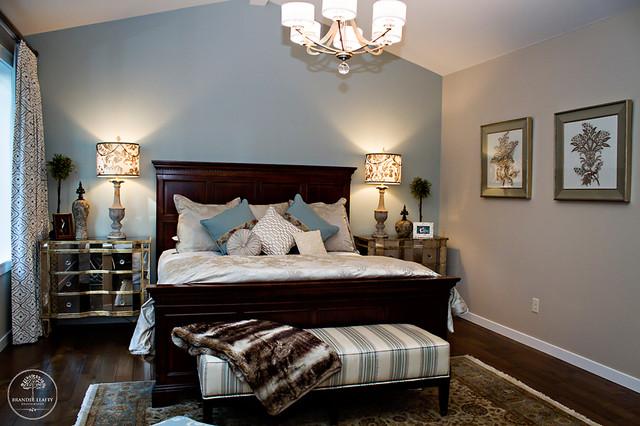 Redmond retreat transitional bedroom seattle by for Lynda interior design