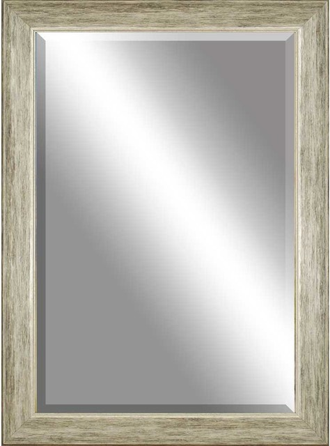 Paragon 547 24 x 36 beveled by mirrors 42 x 30 for Mirror 42 x 36