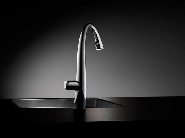 Franke faber and kwc fuorisalone moderno rubinetti - Rubinetti per cucina franke ...