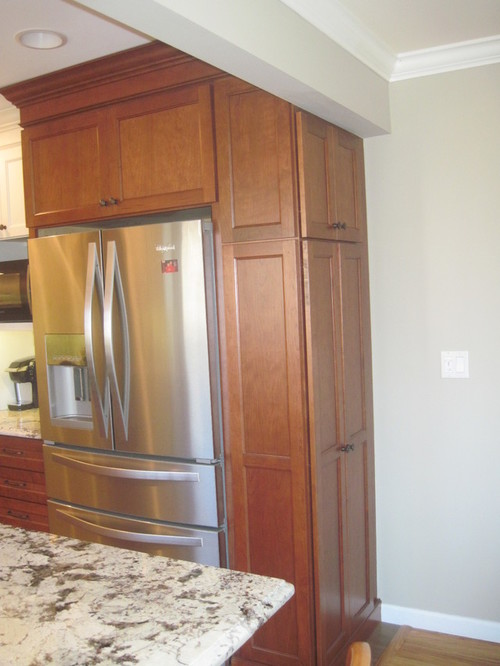 Pantry Cabinet: Inch Wide Pantry Cabinet with Can a ft. wide tall ...