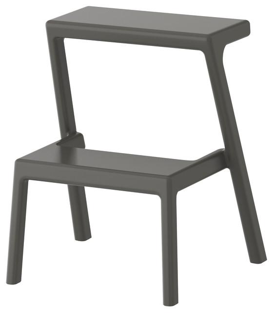 m sterby bauhaus look leitern tritthocker von ikea. Black Bedroom Furniture Sets. Home Design Ideas