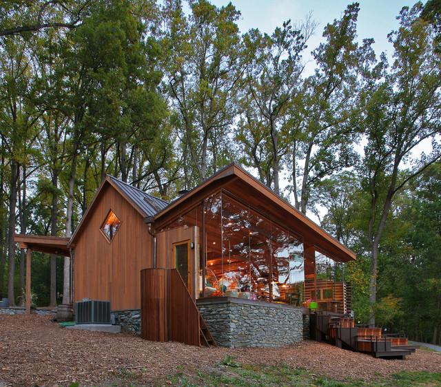 An Update On My Log Cabin Renovation: Log Cabin Remodel