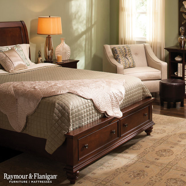 Master Your Suite Transitional Bedroom Other Metro By Raymour Flanigan Furniture And