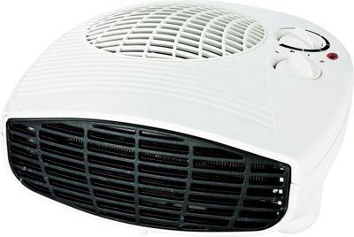 Challenge 2kW Flat Fan Heater - Modern - Space Heaters - by Homebase
