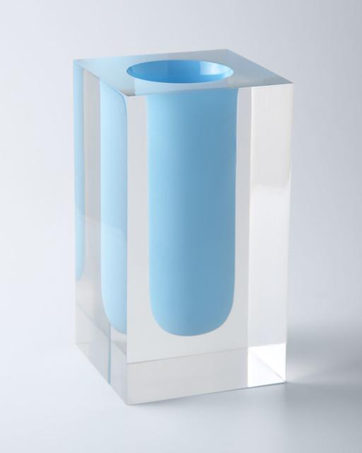 Bel air test tube vase contemporary vases by horchow for Test tube vase