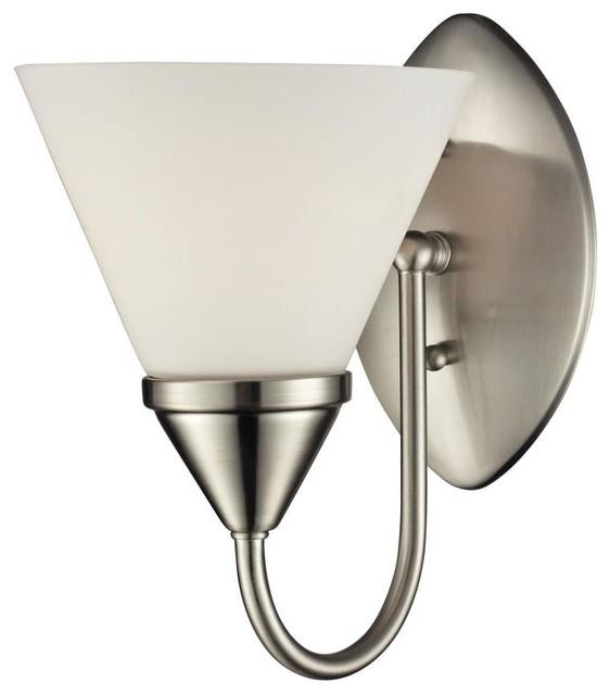 Elk lighting 84055 1 alpine one light bath bar - Lampade a parete per bagno ...