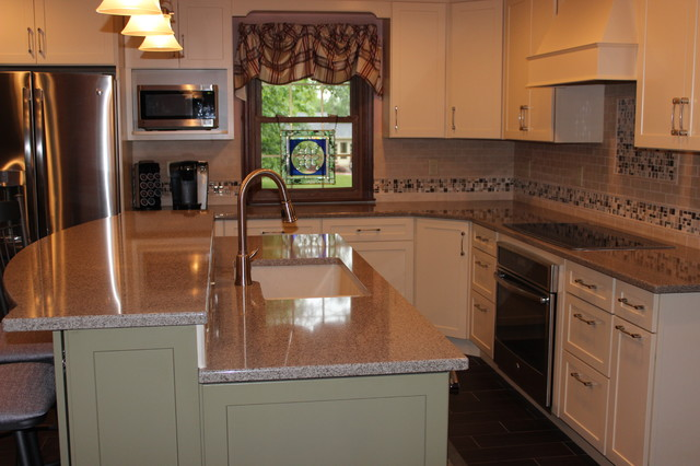 Kitchen remodel in glasgow delaware traditional for Kitchen ideas glasgow
