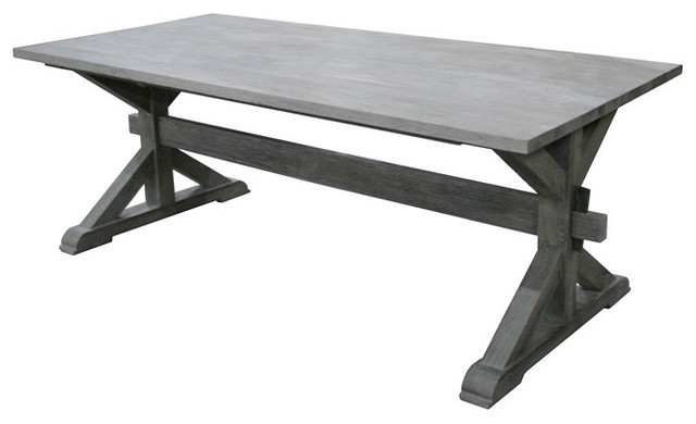 Jason dining table traditional dining tables by elte for Traditional dining table uk