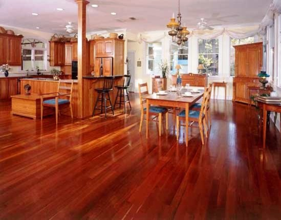 Wild Black Cherry Wood Flooring Traditional Hardwood