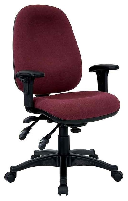ergonomic office chair with adjustable arms 1