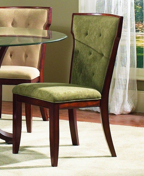 Bassett Mirror Side Chair Beige Rta D1711 S948