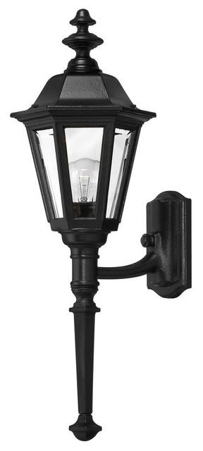 Hinkley 1410bk Manor House Cast Outdoor Lantern Fixture