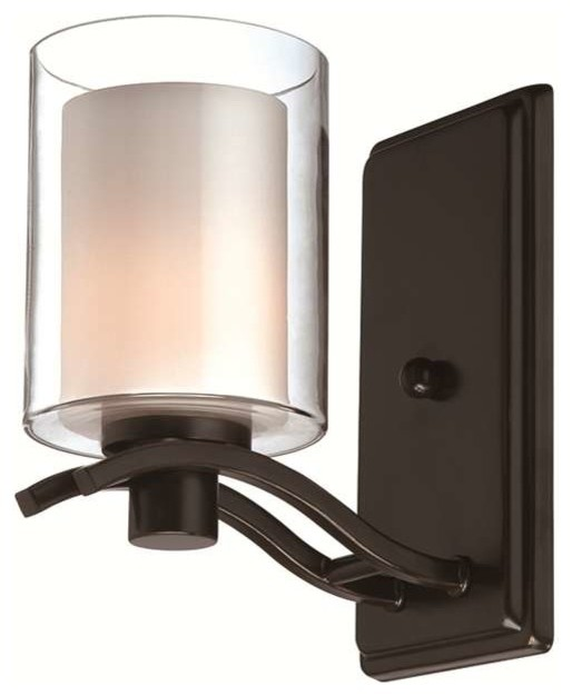 Artcraft AC5731OB Andover Wall Bracket - Transitional - Wall Sconces - by ShopFreely