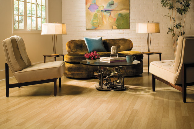 Classic Vermont Maple Quick Step Laminate Flooring