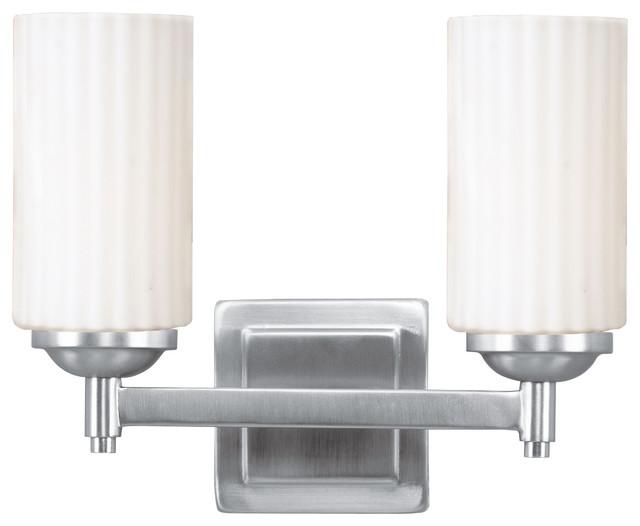 Madison Bath Light, Brushed Nickel