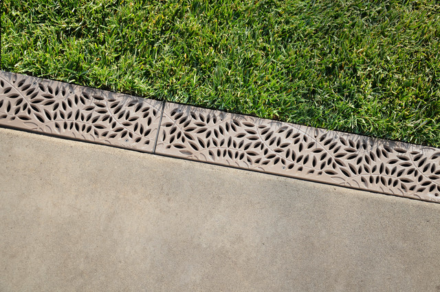 NDS Spee-D Channel Botanical Decorative Grates - Outdoor ...