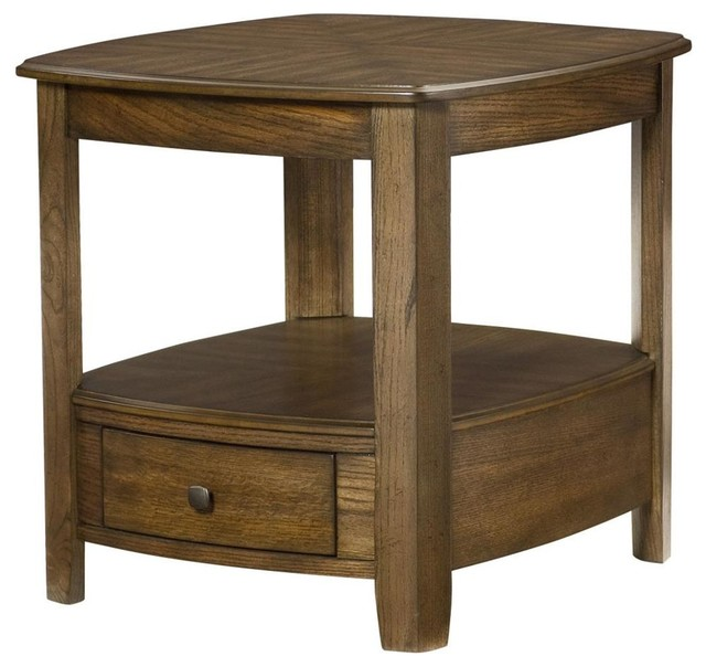 24 in high rectangular end table contemporary side for Coffee tables 24 high