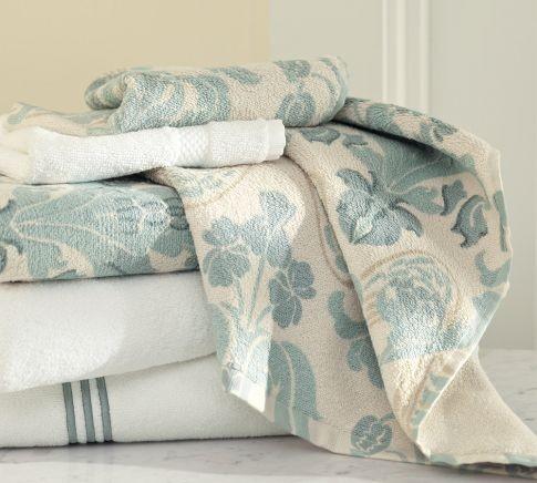Simonetta Organic Bath Towels Modern Bath Towels By