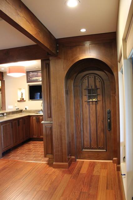 Lafayette wine cellar for Interior design lafayette la