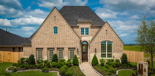 Grand Mission Estates Richmond Tx Plan 539 Highland Homes Contemporary Houston