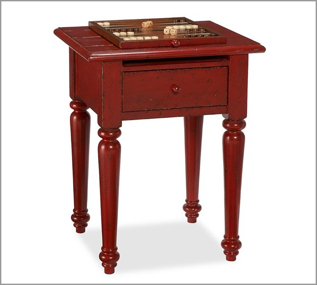 Small Coffee Tables At Game: Game Accent Side Table