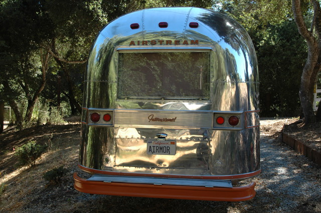 1967 Vintage Airstream Trailer Custom Interior Remodel & Exterior Renovation - Eclectic - other ...