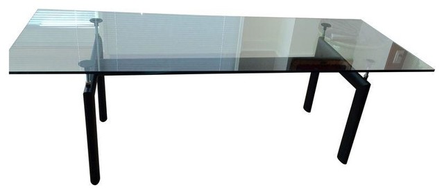 Le corbusier for cassina lc6 table modern dining tables - Table le corbusier lc6 ...