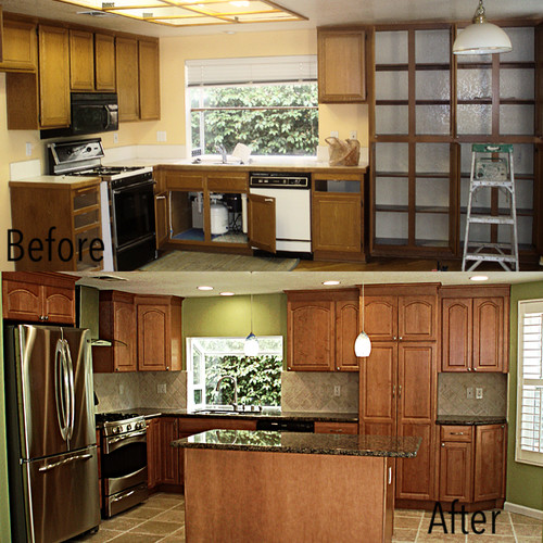 Complete los angeles kitchen remodeling for Complete kitchen remodel