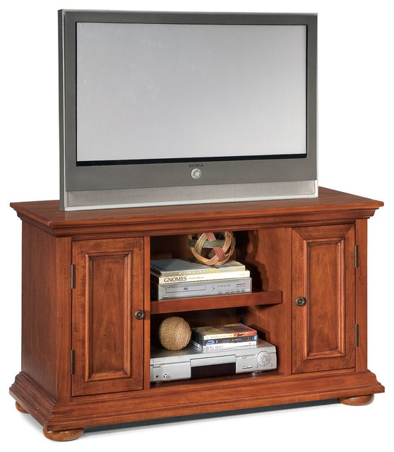 Homestead Distressed Nutmeg TV Stand
