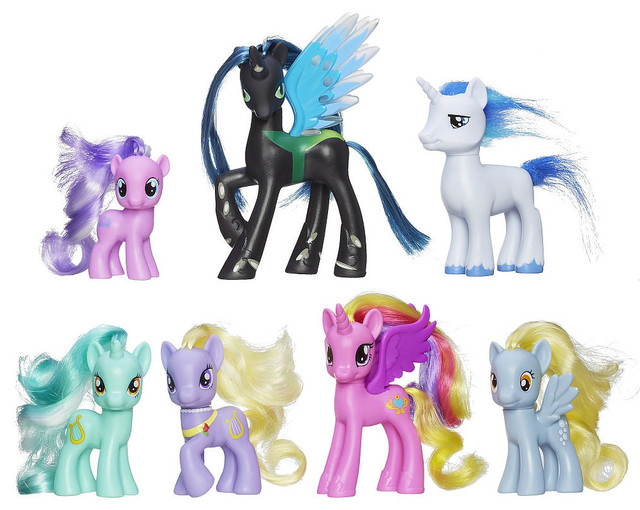 My Little Pony Favorite Collection Friendship Is Magic