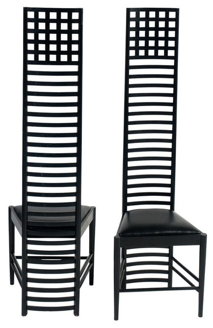 Sold Out Reproduction Hill House Mackintosh Chairs