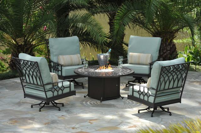 Outdoor Patio Furniture Mediterranean Oklahoma City
