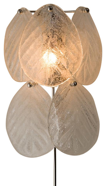 Galatea- Wall Sconce - Tropical - Wall Sconces - by BwCollier Interior Design, BwC Studio