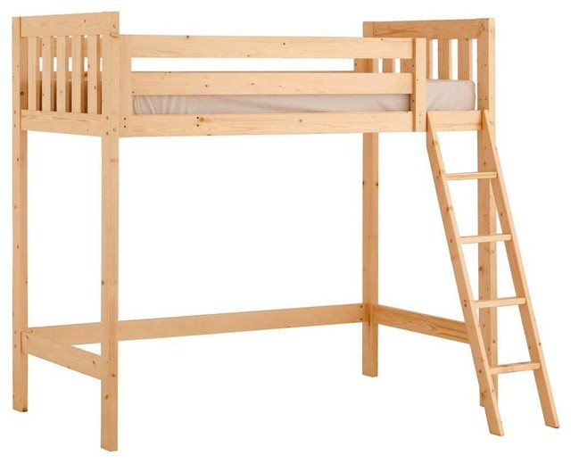 powell loft bed assembly instructions 2