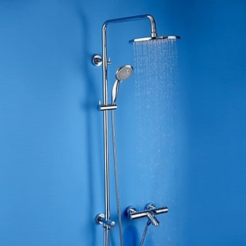 Shower Faucets Contemporary Tub And Shower Faucet Sets Other By Fauce