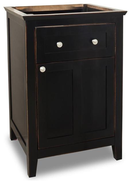 23 11 16 Wide Solid Wood Vanity VAN093 24 Bathroom Vanities And Sink