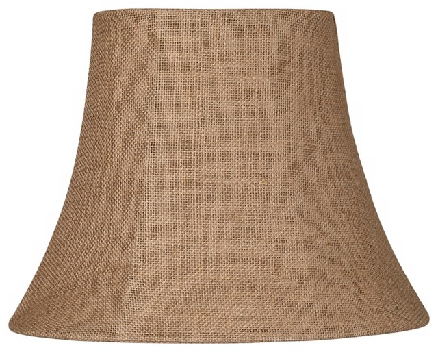 burlap small oval lamp shade 6 8x11 14x11 spider rustic lamp shades. Black Bedroom Furniture Sets. Home Design Ideas
