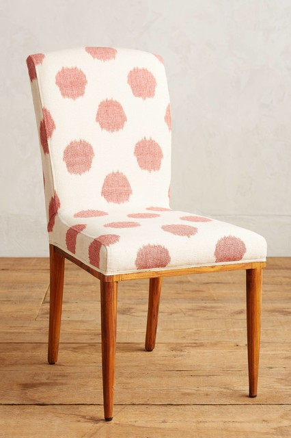 Elza Ikat Dining Chair Traditional