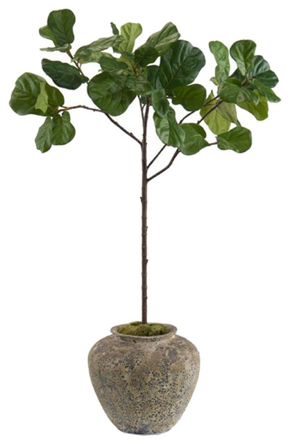 Youngling Artificial Fiddle Leaf Fig Traditional
