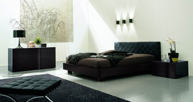 made in italy leather designer bedroom sets modern bedroom furniture sets - Bedroom Sets Designs