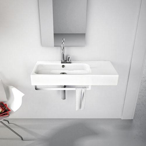 Skinny Sink : Skinny Bathroom Sink Artceram 1 Ideare Casa Pictures to pin on ...
